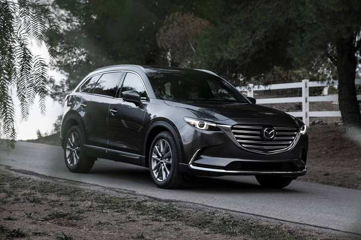 81 All New 2020 Mazda CX 9s First Drive