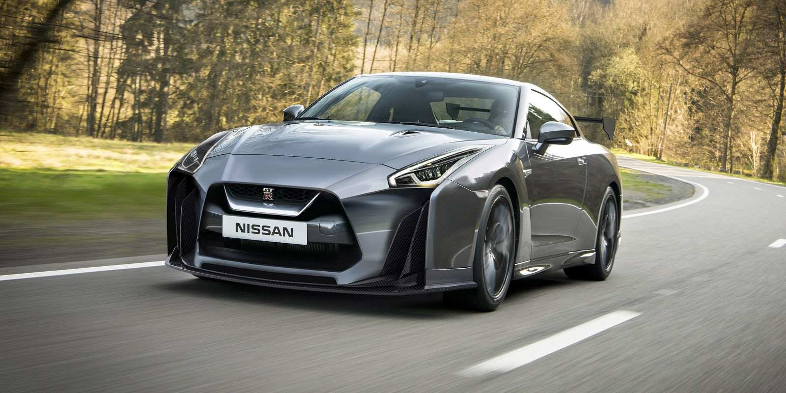 81 All New 2020 Nissan GT R Concept