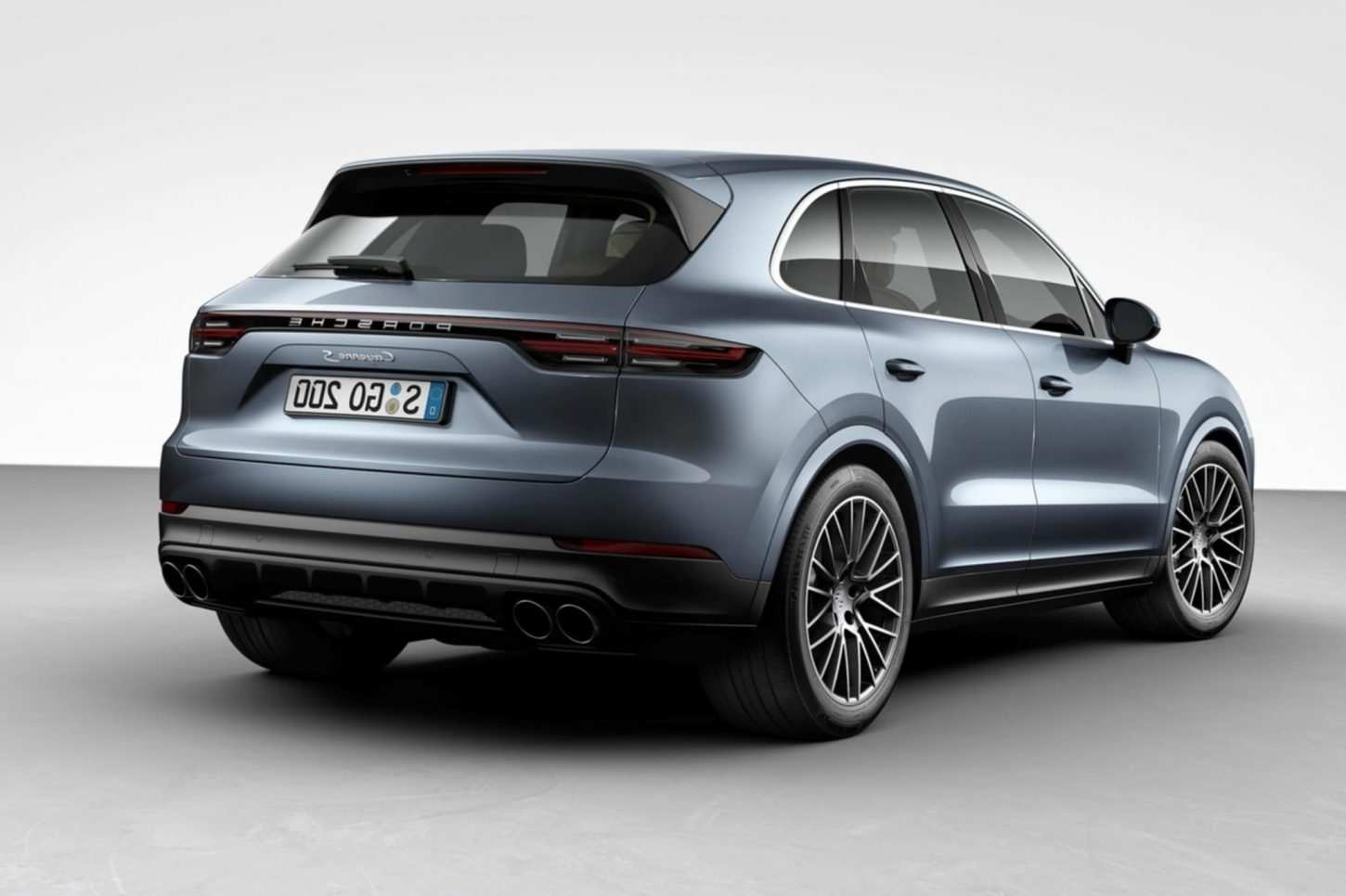 81 All New 2020 Porsche Macan Spy Shoot