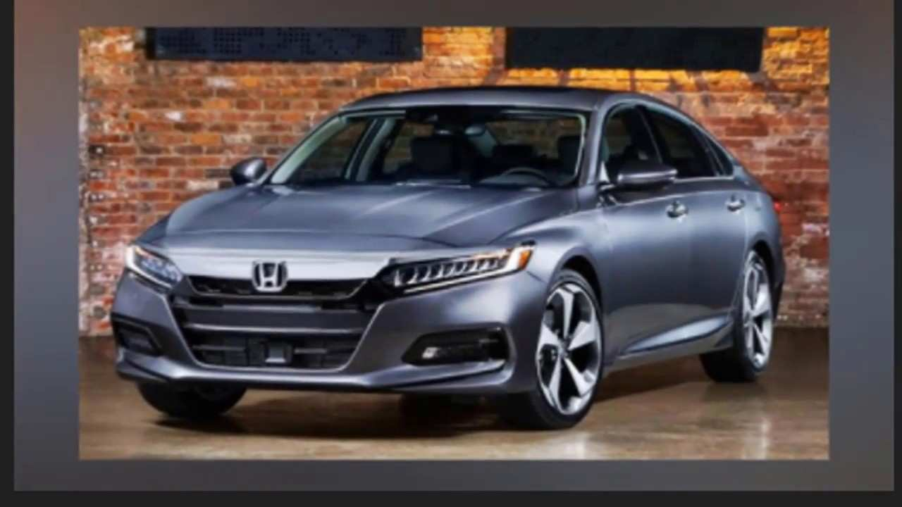 81 All New Honda Touring 2020 Performance And New Engine
