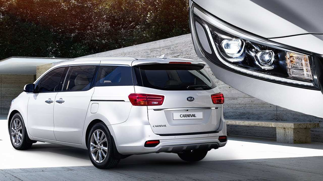 81 All New Kia Grand Carnival 2019 Review Reviews