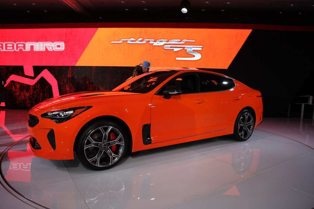 81 All New Kia Stinger 2020 Update Style