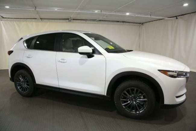 81 All New Mazda Cx 5 2019 White Ratings