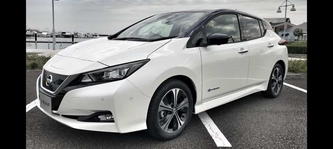 81 All New Nissan Leaf 2019 Review Review