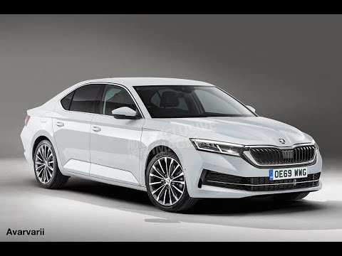 81 All New Spy Shots Skoda Superb Style