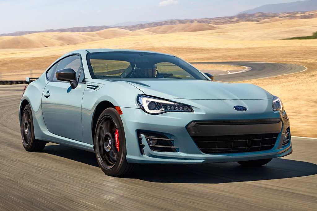 81 All New Subaru 2019 Brz Price And Release Date