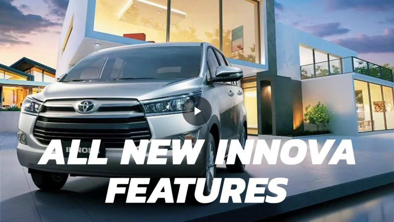 81 All New Toyota Innova 2019 Philippines Release