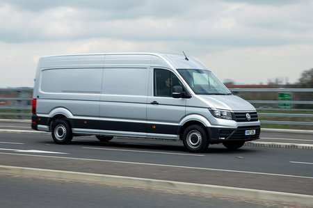 81 All New Volkswagen Crafter 2019 Exterior