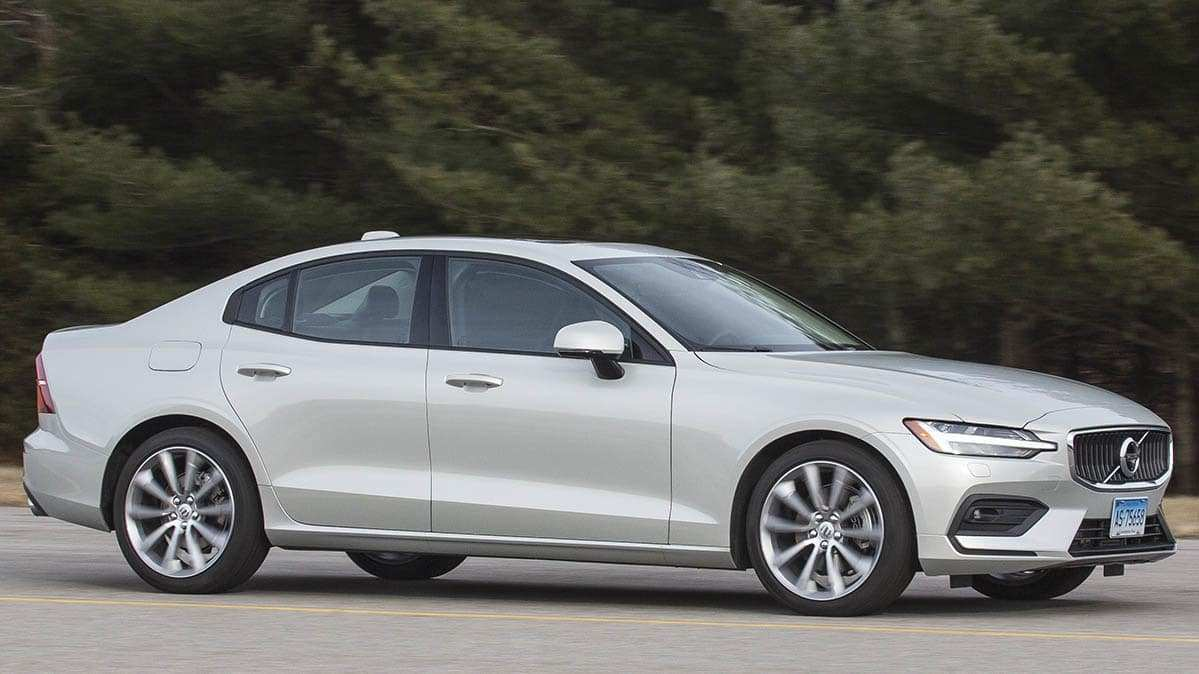 81 All New Volvo S60 2019 Specs And Review