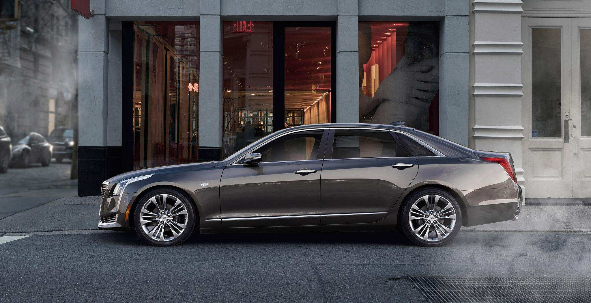 81 Best 2019 Cadillac CT6 History