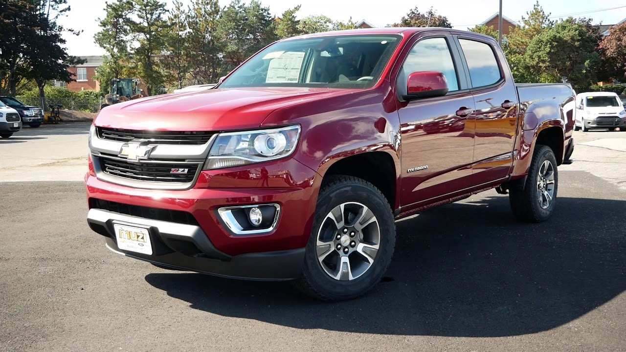 81 Best 2019 Chevy Colorado Release Date