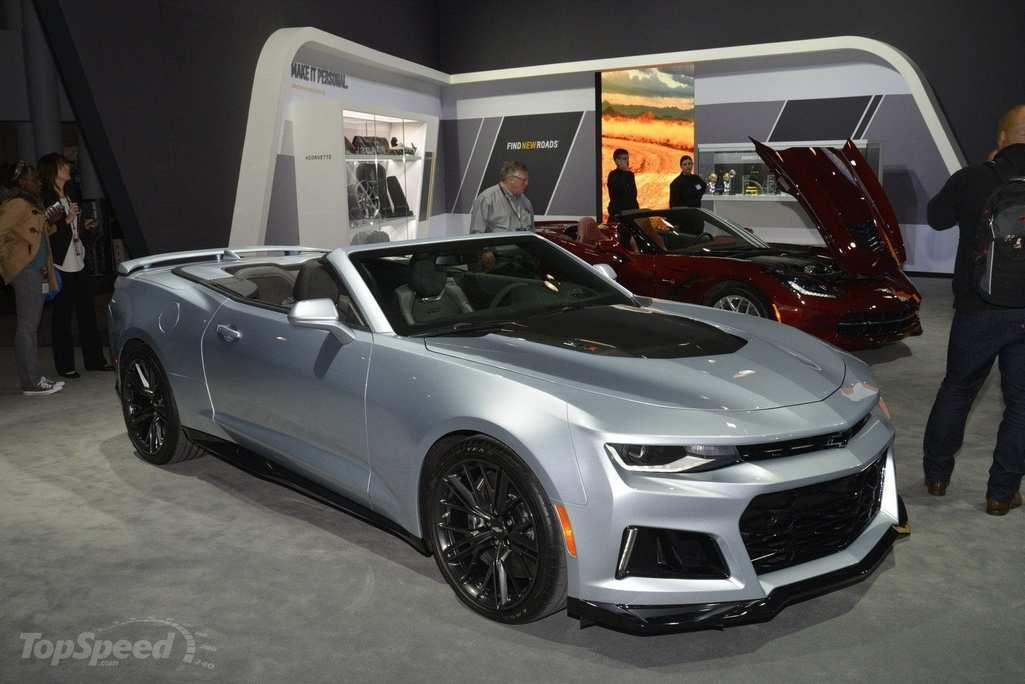 81 Best 2019 Chevy El Camino Ss Concept And Review
