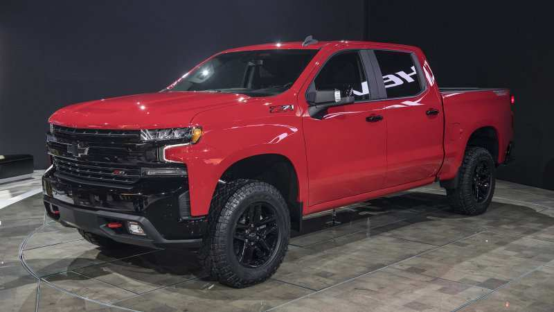 81 Best 2019 Chevy Silverado 1500 Prices