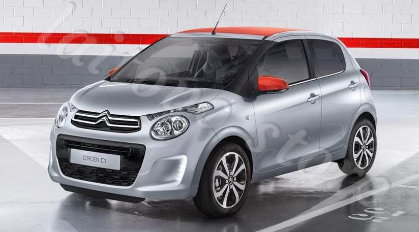 81 Best 2019 Citroen C1 Spy Shoot