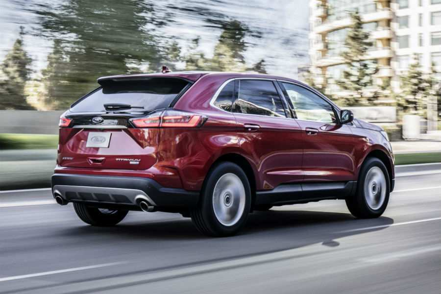 81 Best 2019 Ford Edge Spesification