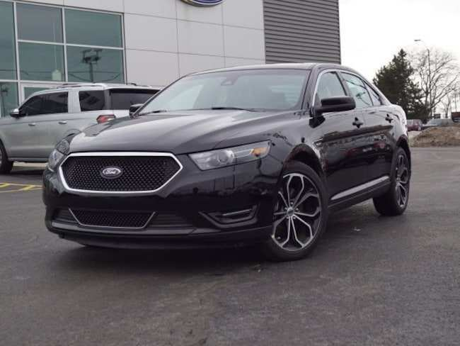 81 Best 2019 Ford Taurus Sho New Review