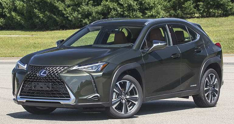 81 Best 2019 Lexus Ux Canada Wallpaper