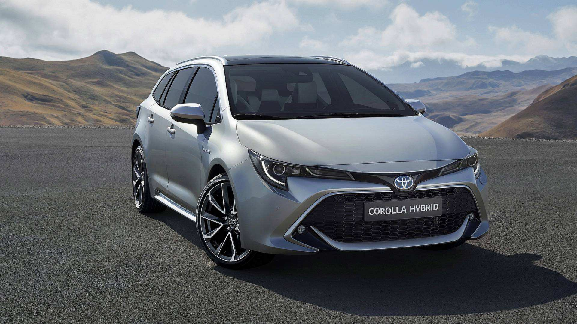 81 Best 2019 Toyota Corolla Redesign