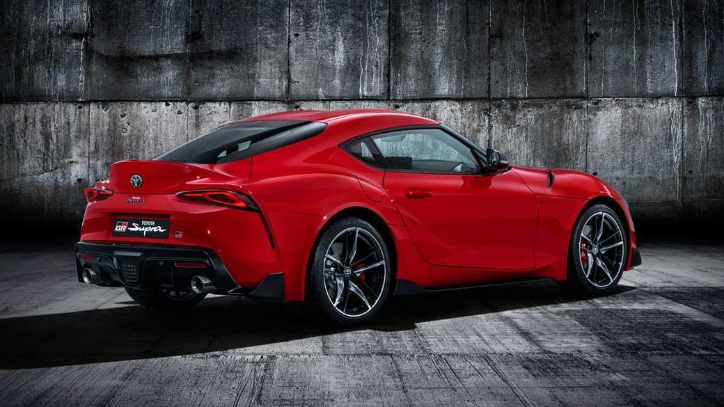 81 Best 2019 Toyota Supra Release Date And Concept