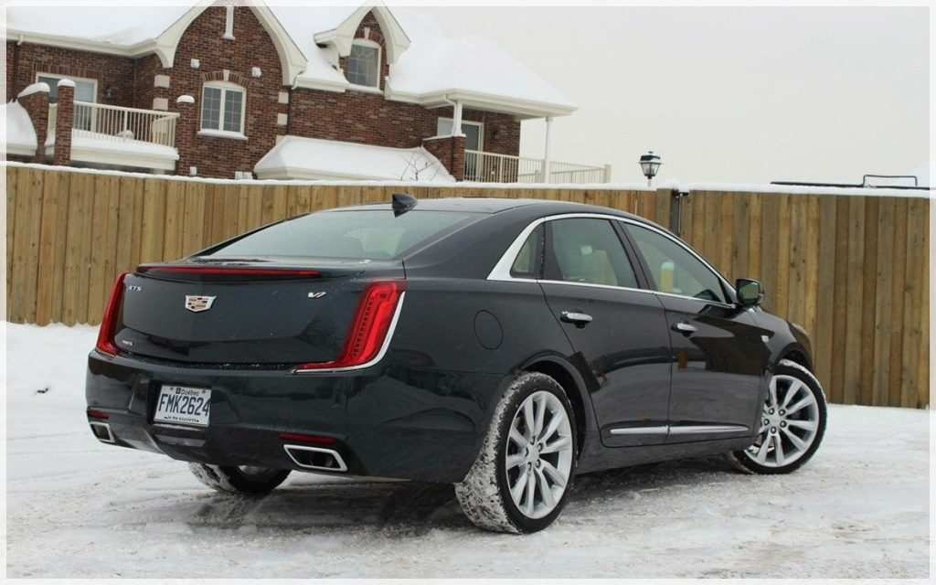 81 Best 2020 Cadillac XTS Research New