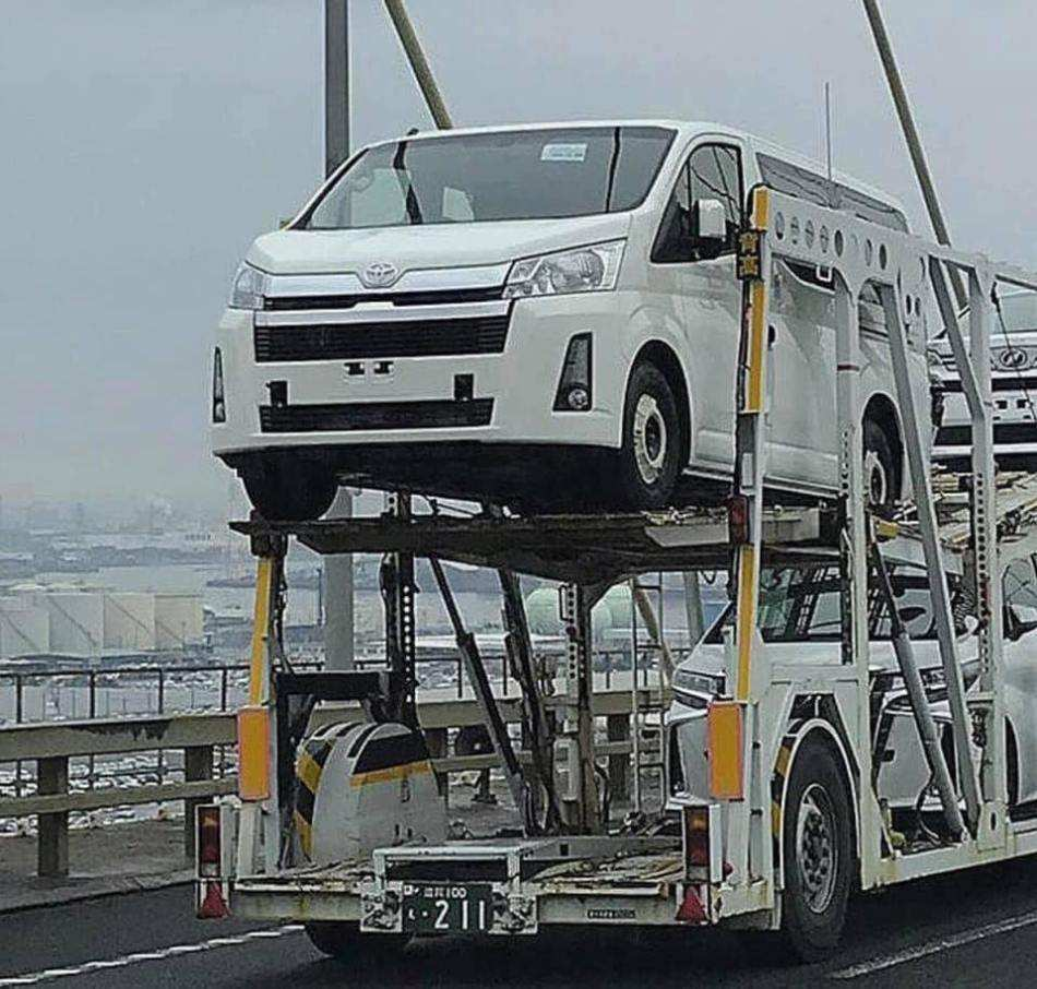 81 Best 2020 Toyota Hiace Price And Release Date