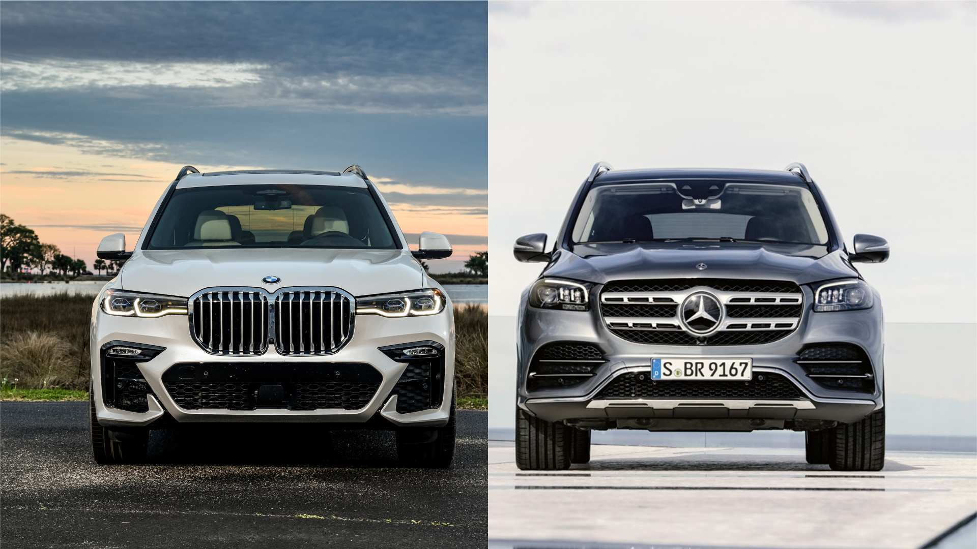 81 Best BMW X7 Vs Mercedes Gls 2020 Model