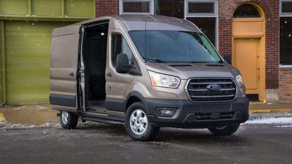 81 Best Ford Van 2020 Model
