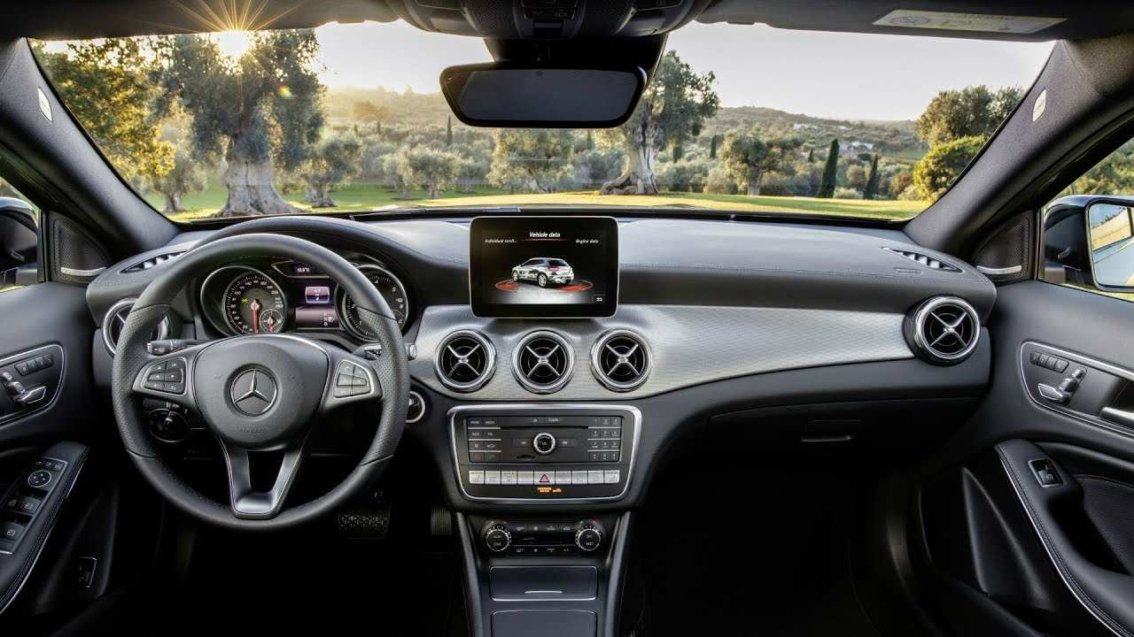 81 Best Mercedes Gla 2019 Interior Concept