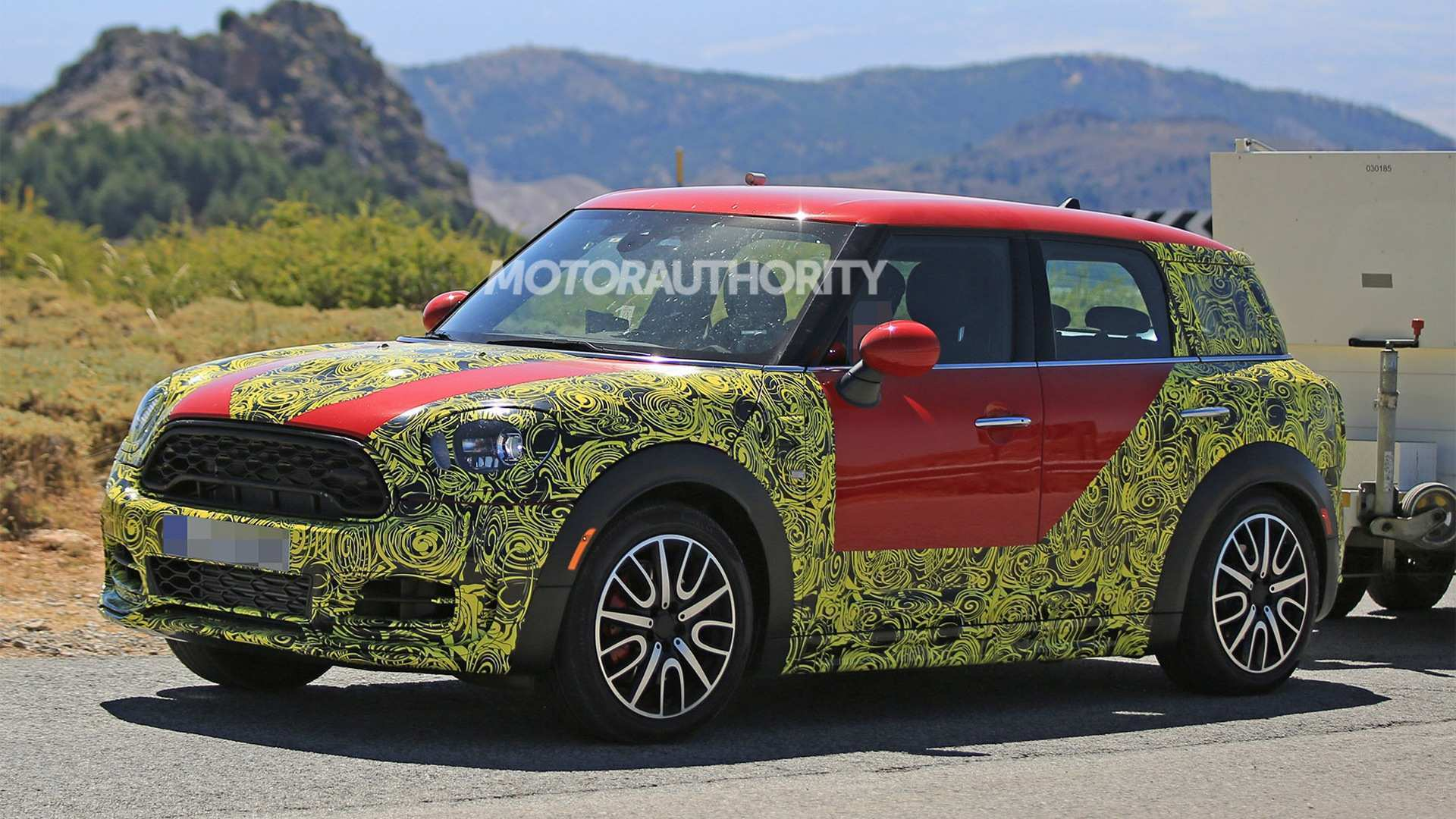 81 Best Spy Shots Mini Countryman Price And Release Date