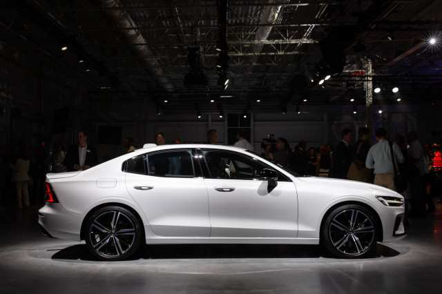 81 Best Volvo V60 2019 Dimensions New Concept