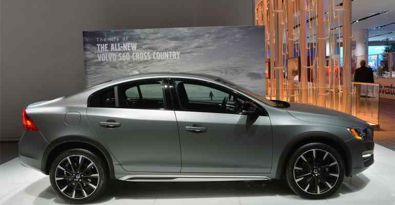 81 Best Volvo V60 2019 Dimensions Picture