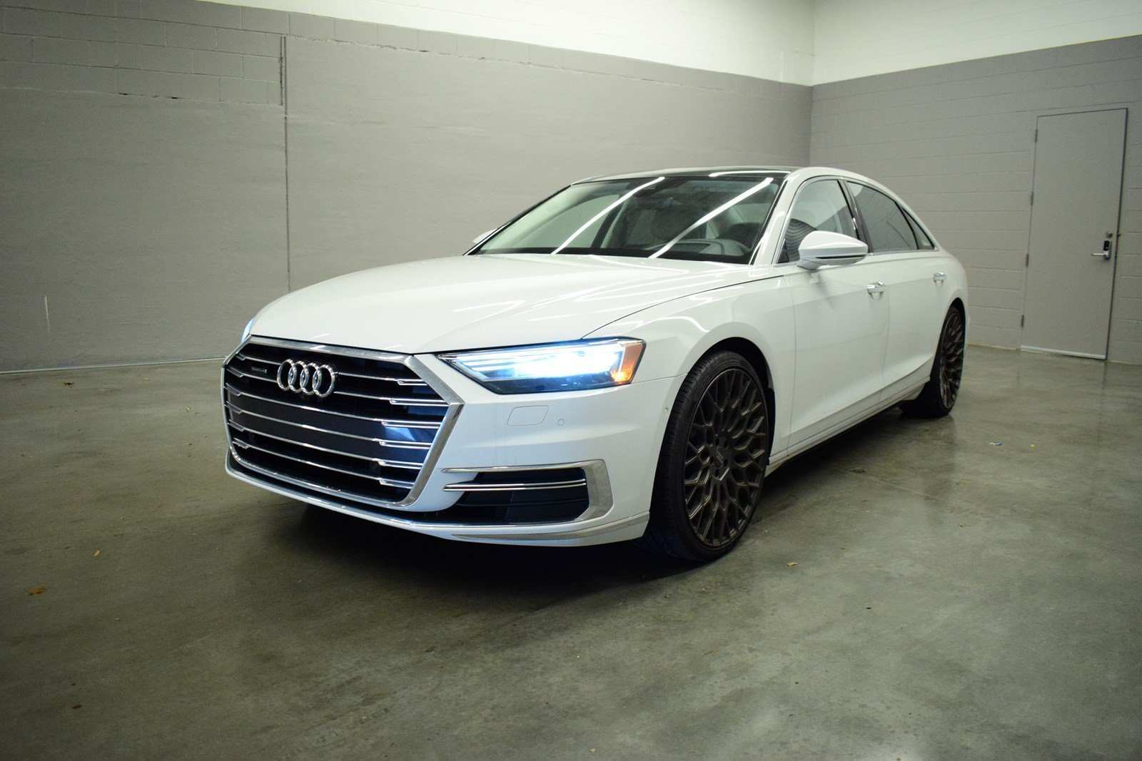 81 New 2019 Audi A8 L In Usa Images