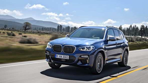 81 New 2019 BMW X3 Hybrid Redesign