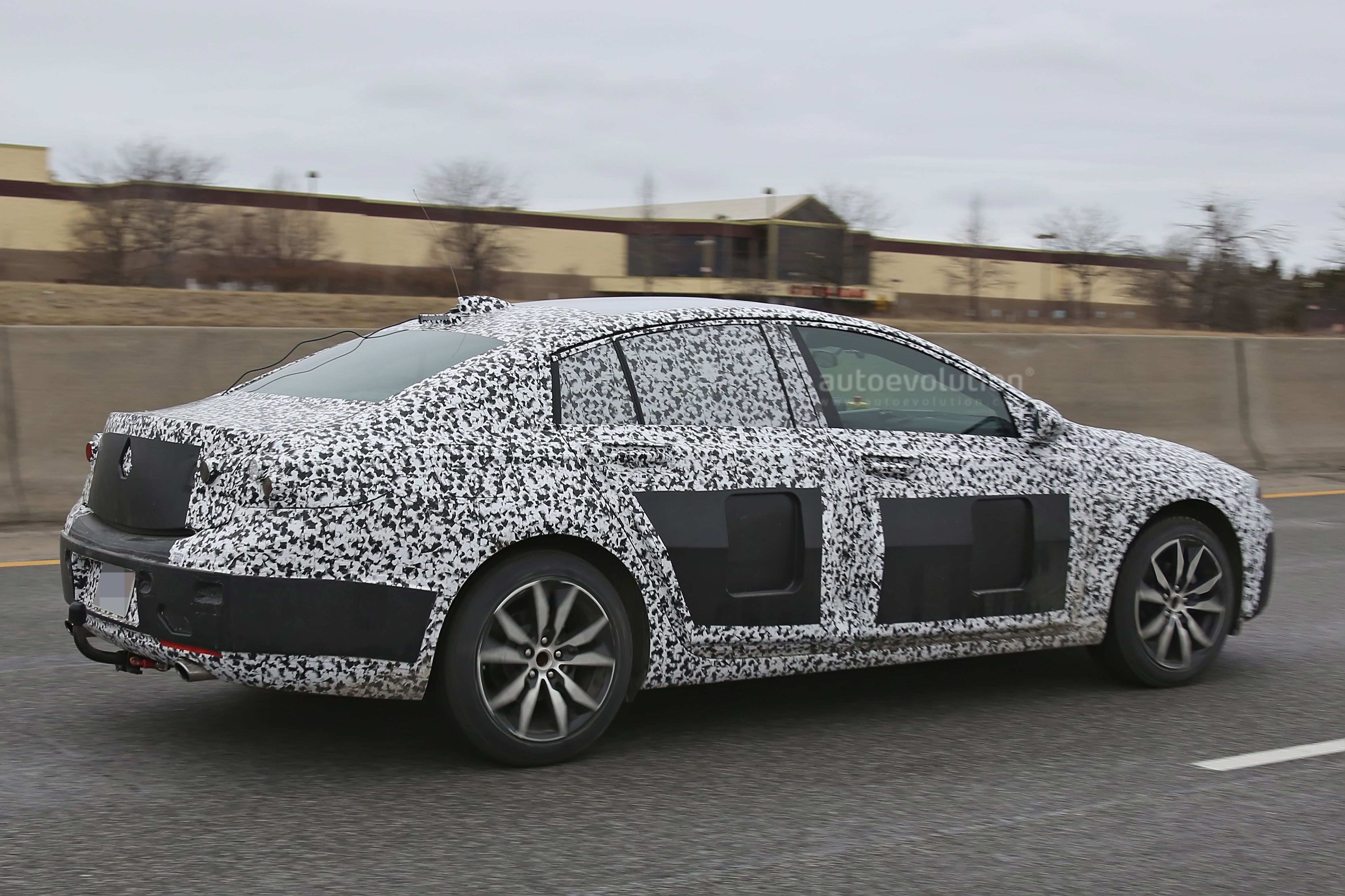 81 New 2019 Buick Verano Spy Picture