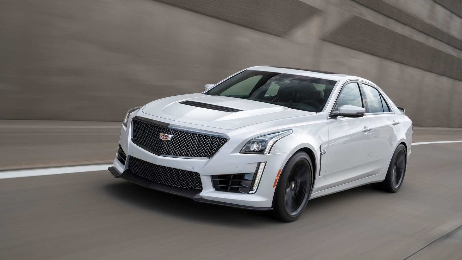 81 New 2019 Cadillac CTS V Review And Release Date