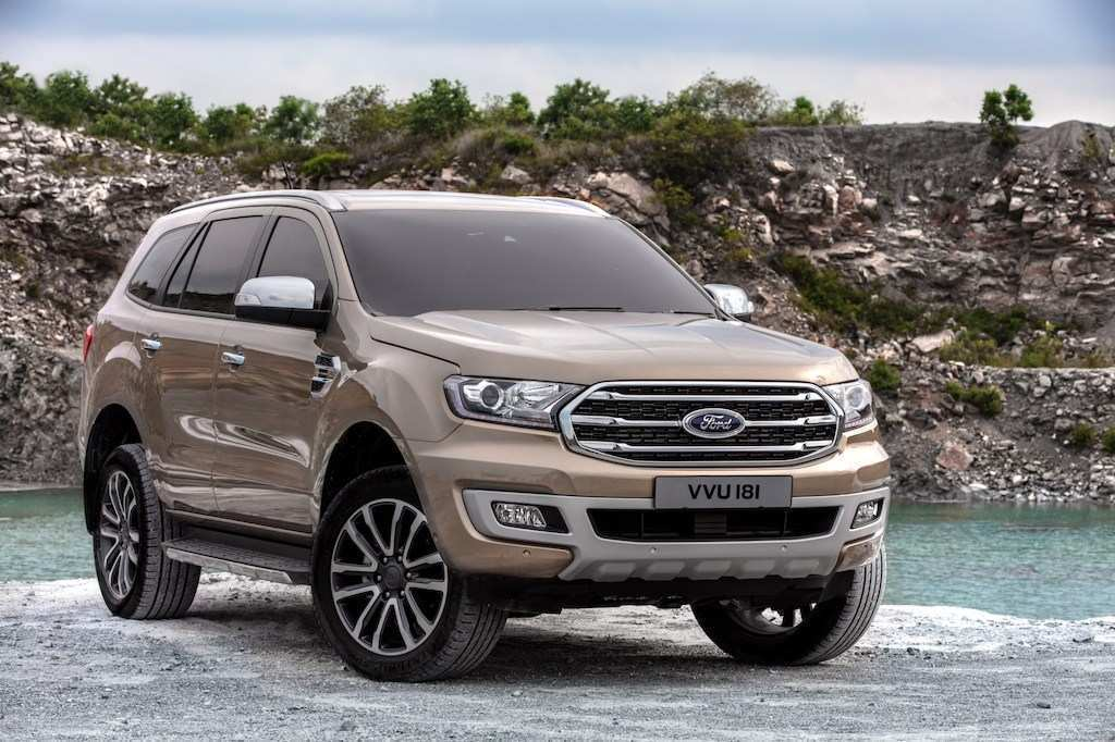 81 New 2019 Ford Everest Review