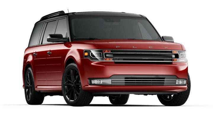 81 New 2019 Ford Flex Interior