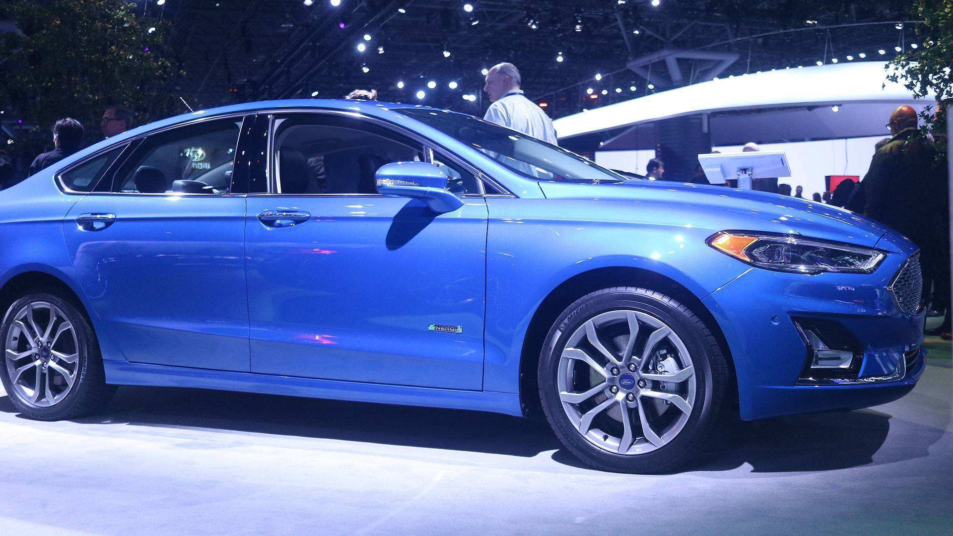 81 New 2019 Ford Fusion Energi Spesification
