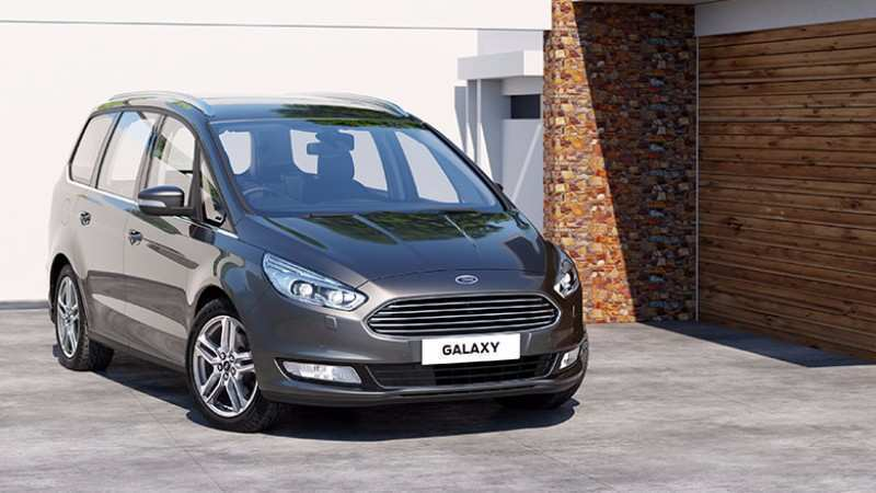 81 New 2019 Ford Galaxy Performance And New Engine