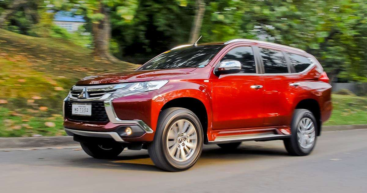 81 New 2019 Mitsubishi Montero Sport Philippines Concept And Review