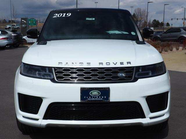 81 New 2019 Range Rover Sport Review And Release Date