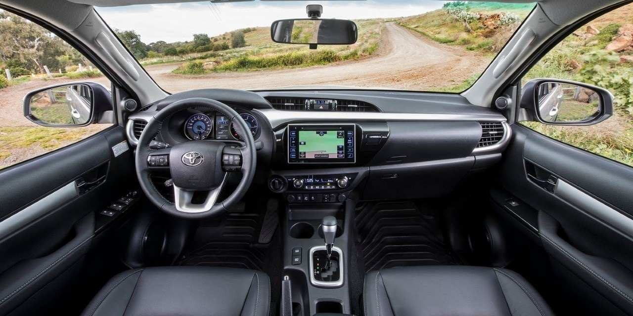 81 New 2019 Toyota Hilux Spy Shots Review