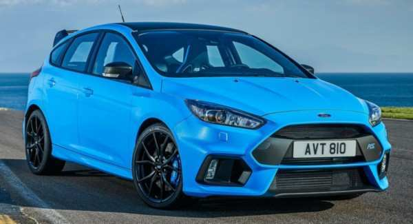 81 New 2020 Ford Focus RS Style