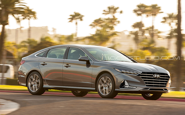 81 New 2020 Hyundai Sonata Redesign First Drive