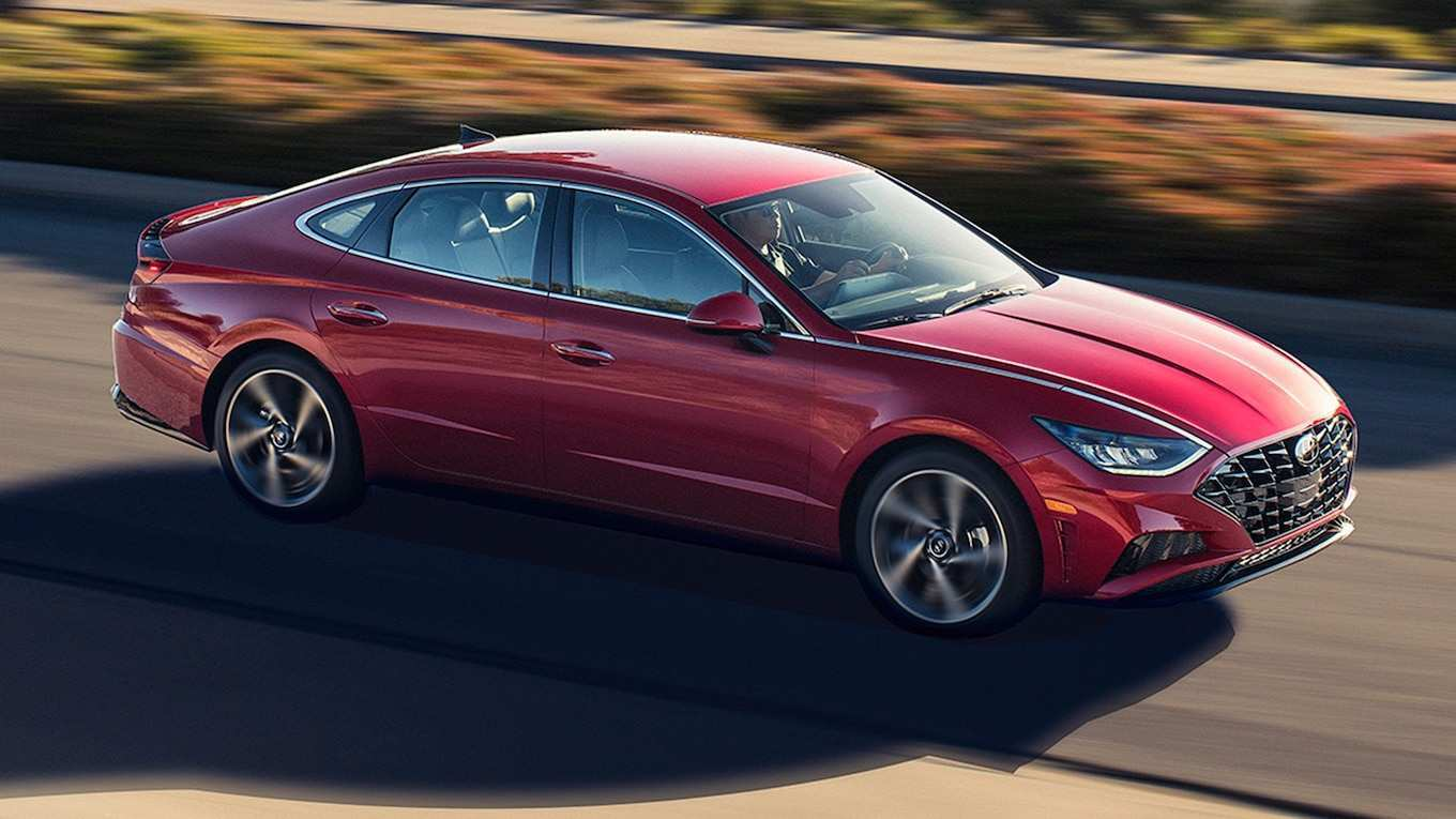 81 New 2020 Hyundai Sonata Review History
