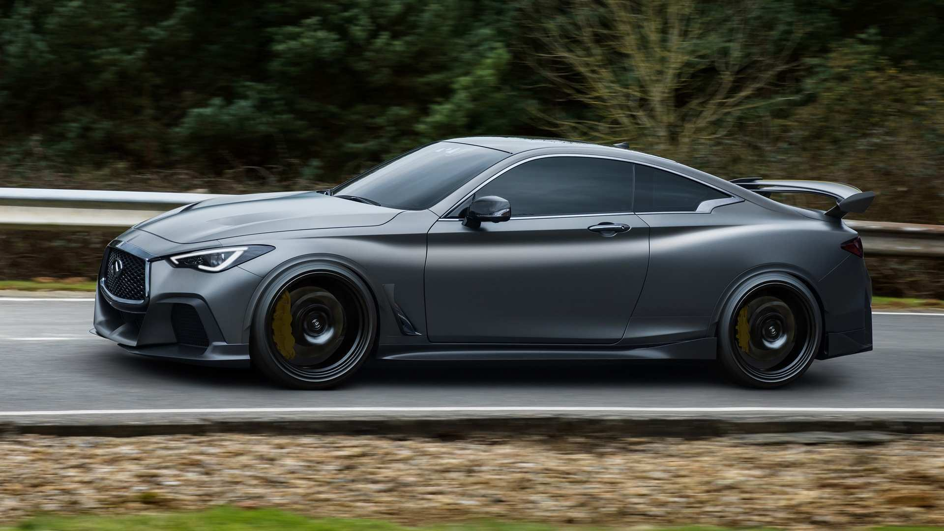 81 New 2020 Infiniti Q60 Coupe New Model And Performance