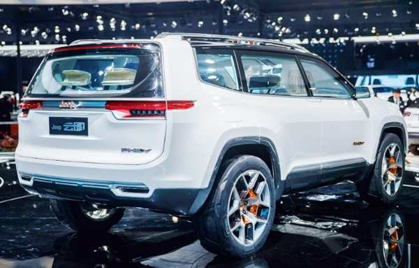 81 New 2020 Jeep Grand Cherokee Interior Review