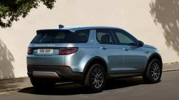 81 New 2020 Land Rover Discovery Review And Release Date
