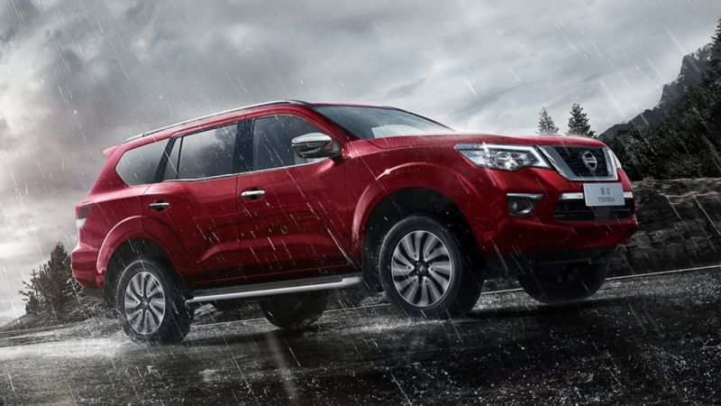 81 New 2020 Nissan Xterra Review And Release Date