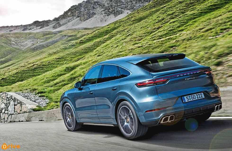 81 New 2020 Porsche Cayenne Turbo S Review